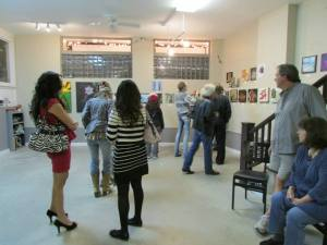 Heather Green's Studio