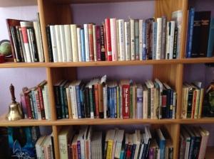 Bedroom Book Shelf