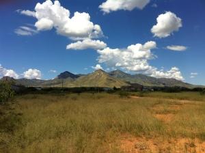 Director's Sky Over the Huachucas