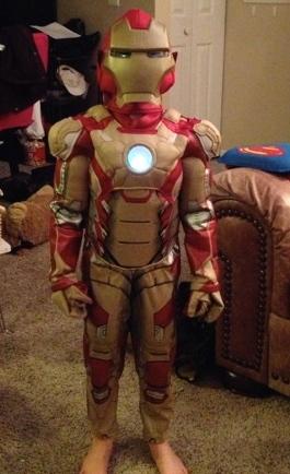 Iron Man Shane