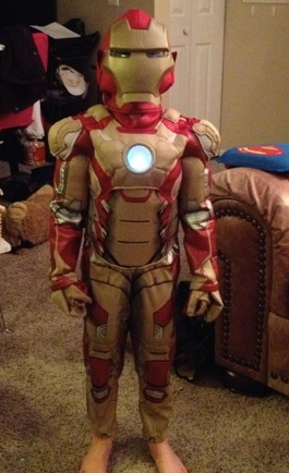 Iron Man Shane