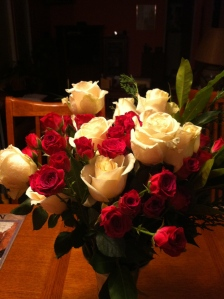 Roses from the Cast