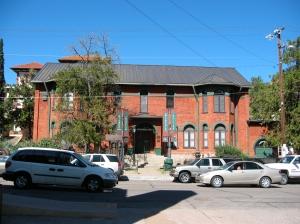 Bisbee Mining Museum