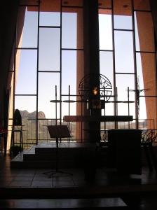 Chapel of the Holy Cross, Sedona, AZ