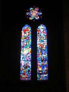 Grace Cathedral Window