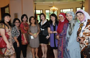 Business Women in Indonesia