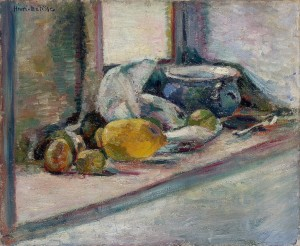 Henri Matisse - Blue Pot and Lemon