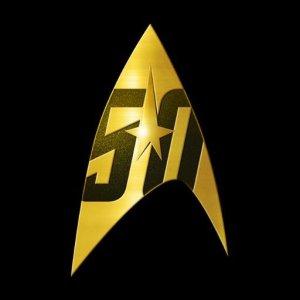 Star Trek Logo 50 Years