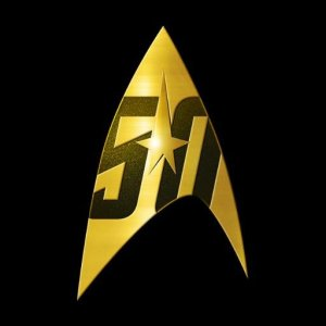 Star Trek Logo 50 Years