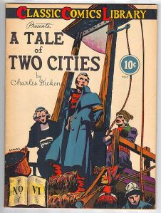Cover art for A Tale of Two Cities